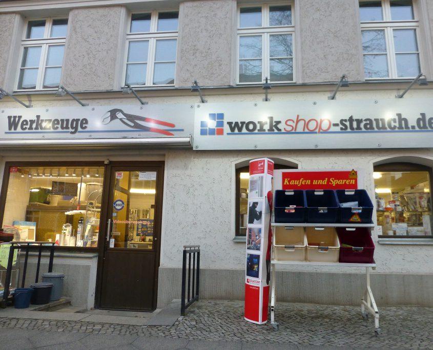 Unser Fachgeschäft in der Siegfriedstrasse